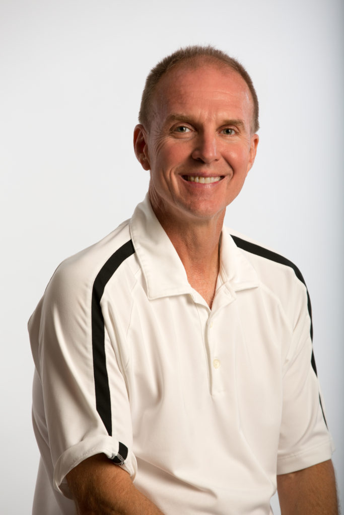 Jim Johnson High Res Casual White Shirt